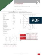 Fichas Tecnicas de Extractores Adicional Del Proyecto