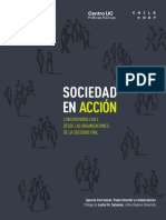 Centro políticas públicas UC Sociedad en acción Construyendo Chile desde las organizaciones de la sociedad civil.pdf