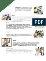 Caja, Caja Chica, Bancos , Caja, Deudos Cuentas y Clasificacion de Las Cuentas