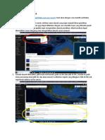 Langkah Download Data ASTER