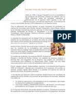 Caso - El Programa de Calidad Total Del Grupo Campofrío