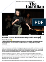 Mitsuko Uchida_ 'You Have to Risk Your Life on Stage' _ Music _ the Guardian