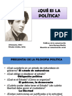 que es la politica Hannah Arendt.pptx