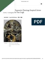 Why El Greco Matters - Artsy