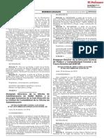 RESOLUCION 062-2019-MINAGRI-SERFOR-De - Designan Director de La Dirección General de Política y Competitividad Forestal y de Fauna Silvestre Del SERFOR