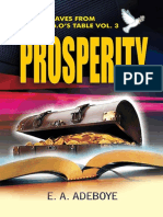 Prosperity by Adeboye