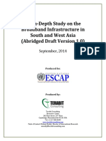 Broadband Infrastructure in South and West Asia (Draft)_0