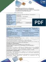 Guía de Actividades y Rúbrica de Evaluación - Fase 4 - Desarrollar La Simulación Final Del Sistema