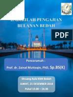 Cover Pengajian Prof Zaenal