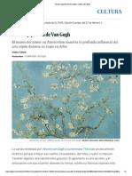 El alma japonesa de Van Gogh _ Cultura _ EL PAÍS