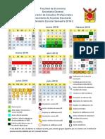 Calendar i Oe