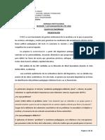 Anexo- Secundaria-jornada Institucional - Colectivo Docente