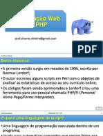 Aula 01 - Introdução a PHP
