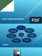 Tutorial 2 Tag-team Teaching