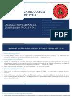 Código de Ética Del Colegio de Ingenieros Del PERU