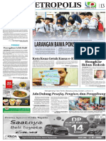 Layout Koran Lombok Post