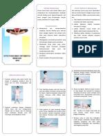 Leaflet Senam Hamil