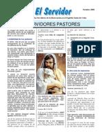 Pastores servidores