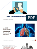 Work Related Respiratory Diseases