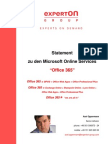 Experton-Group Office-365 2010-10-20 Scribd