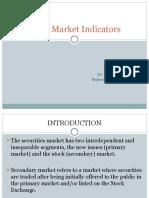 Stock Market Indicators