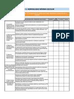 Formatos Para Planeación de Rme