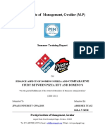 summer training project report on Dominos, by abhishek tyagi