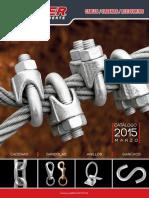 Veker Catálogo Cables Cadenas Accesorios 2015