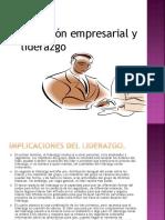 Unidad No Ix Direccic3b3n Empresarial y Liderazgo