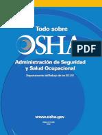 Conociendo a La OSHA