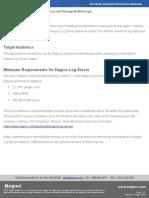 Nagios Log Server Performance and Storage Walkthrough