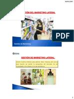 Unidad 6.-Gestión de Marketing Lateral