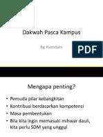 Dakwah Pasca Kampus.pptx
