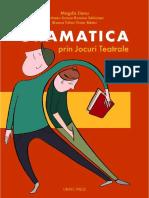 Gramatica Prin Jocuri Teatrale eBook