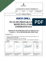 Plan Preparacion y Respuesta a Emergencias 17-01-18