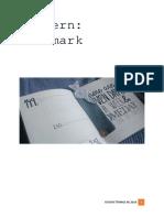 Rainbow Bookmark-Crochet Pattern