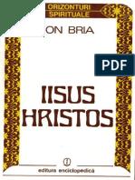 Ion Bria - Iisus Hristos