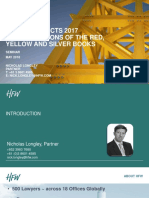180522 FIDIC - 2017 Edition Workshop - May 2018