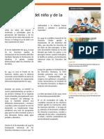 Reseña Historica Dia Del Niño