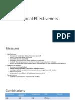 5. Personal Effectiveness