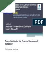4 Test Protocols Standards Methodology