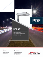 Solar Street Light Catalogue