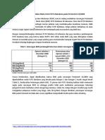 Tanggapan Revisi Permen 21 2008 (19 Feb 2018)