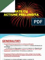 11.PREP.CU ACTIUNE PRELUNGITA Curs IX.ppt