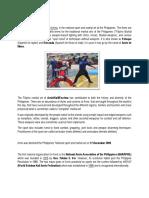 Philippine Martial Art (ARNIS)
