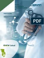 Cuadro Médico DKV MUFACE Pontevedra