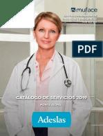 Cuadro Médico Adeslas MUFACE Pontevedra