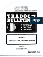 Tradoc Bullettin 7-BMP Capabilities and Limitations