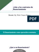 2.a.- Introducción a Los Contratos Financieros - 2019 0