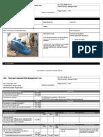 Air Compressor Risk Mg t Form